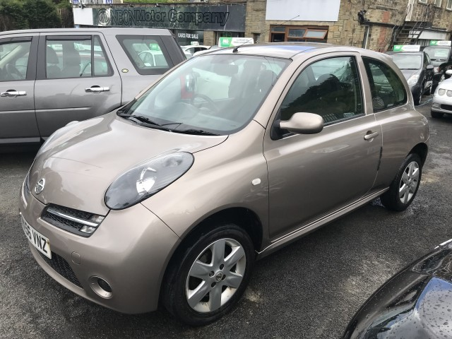 Used NISSAN MICRA 1.2 ACTIV LIMITED EDITION 3DR in West Yorkshire