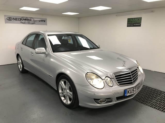 Used MERCEDES-BENZ E-CLASS 3.0 E280 CDI AVANTGARDE 4DR AUTOMATIC in West Yorkshire