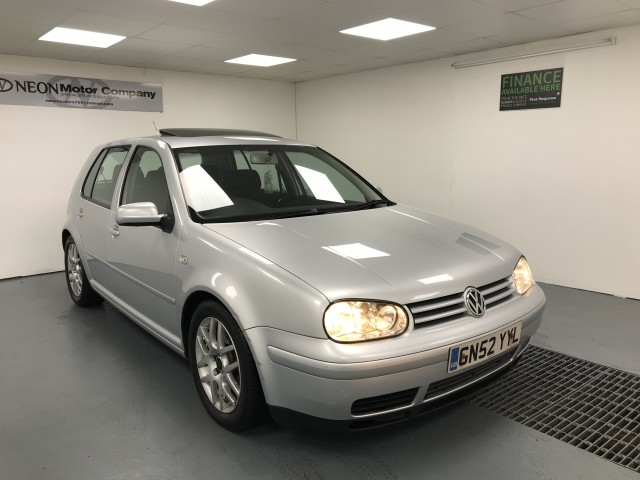 Used VOLKSWAGEN GOLF 1.9 GT TDI 5DR in West Yorkshire