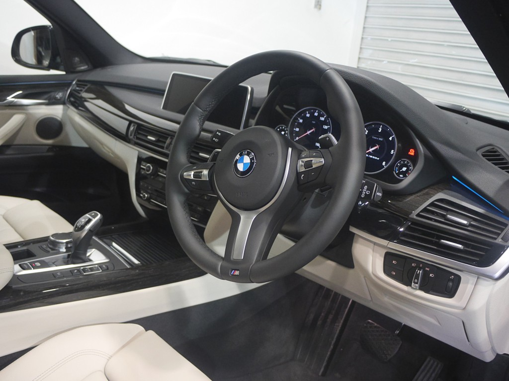 BMW X5 3.0 M50D 5DR AUTOMATIC