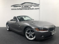 BMW Z4 2.5 Z4 SE ROADSTER 2DR - 291555