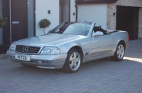 MERCEDES-BENZ SL 2.8 SL280 2DR AUTOMATIC