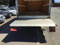 FORD TRANSIT 2.2 350 LUTON WITH TAIL LIFT