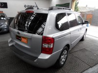 KIA SEDONA 2.9 DIESEL GS 2008 83K FSH MPV - CD RADIO AIR CONDITIONING HPI CLEAR AA APPROVED DEALER