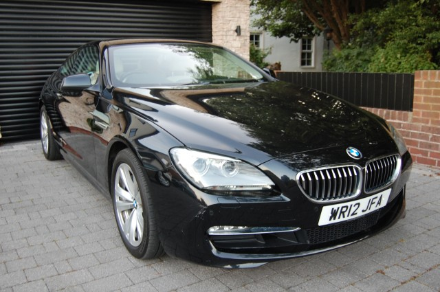 BMW 6 SERIES 3.0 640D SE 2DR AUTOMATIC