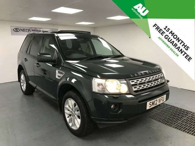 Used LAND ROVER FREELANDER 2.2 SD4 HSE 5DR AUTOMATIC in West Yorkshire