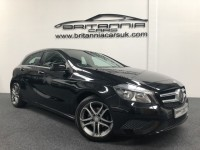 MERCEDES-BENZ A-CLASS 1.5 A180 CDI BLUEEFFICIENCY SPORT 5DR - 293173