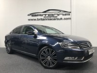 VOLKSWAGEN PASSAT 2.0 EXECUTIVE TDI BLUEMOTION TECHNOLOGY 4DR - 293170