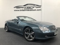 MERCEDES-BENZ SL 5.0 SL500 2DR AUTOMATIC - 292138
