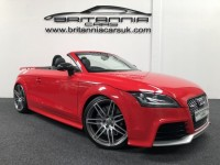 AUDI TT 2.5 RS PLUS TFSI QUATTRO 2DR SEMI AUTOMATIC - 293172
