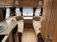 SWIFT Safari 565 Fixed Triple bunk