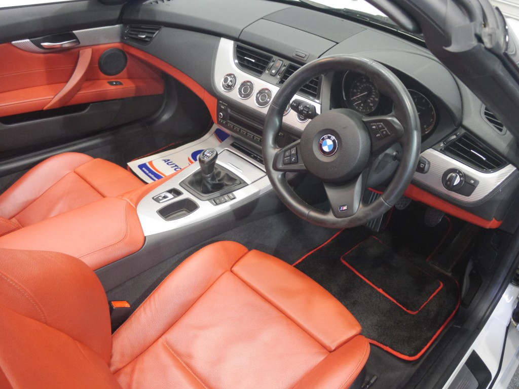 BMW Z SERIES 2.0 Z4 SDRIVE18I M SPORT ROADSTER 2DR