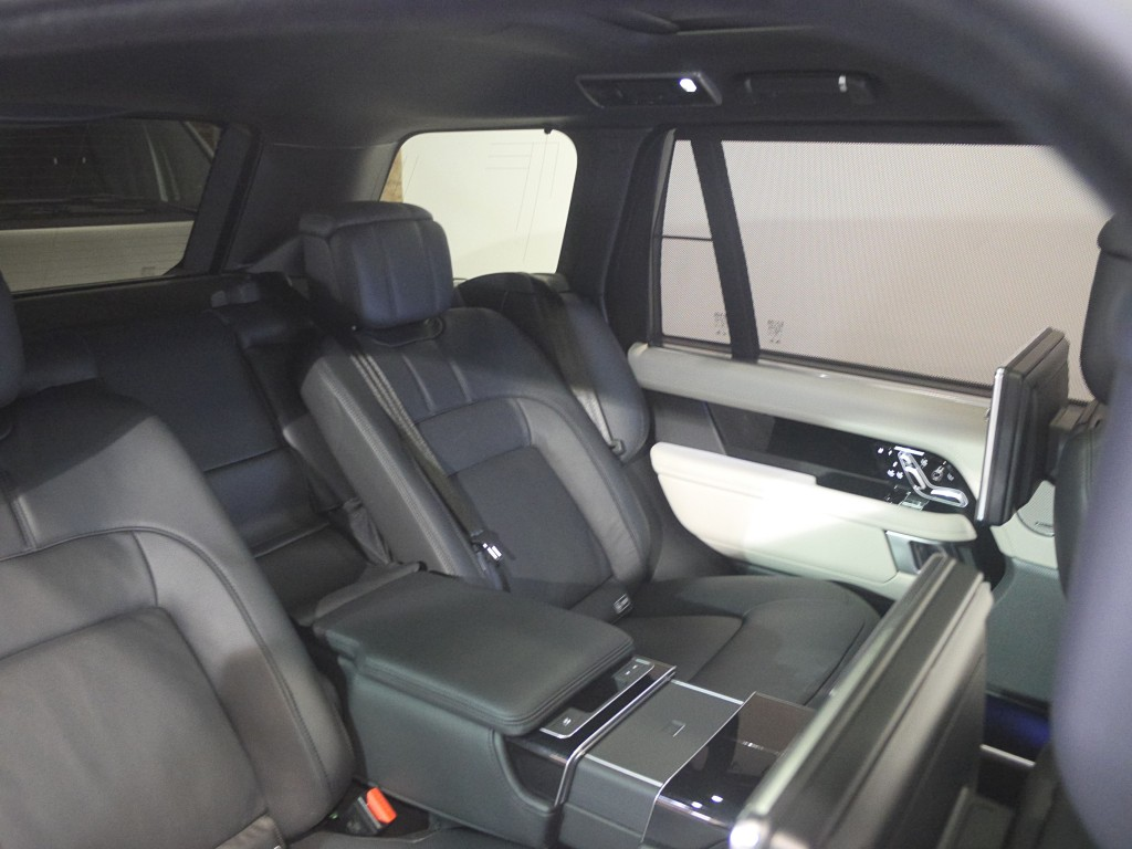 LAND ROVER RANGE ROVER 5.0 V8 AUTOBIOGRAPHY 5DR AUTOMATIC