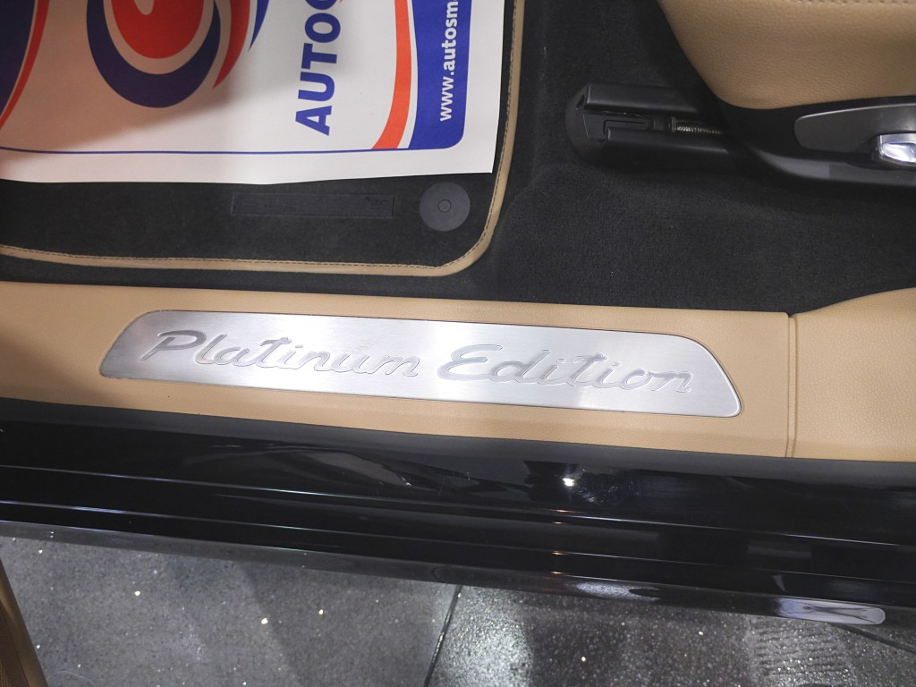 PORSCHE PANAMERA 3.0 PLATINUM EDITION D V6 TIPTRONIC 5DR AUTOMATIC