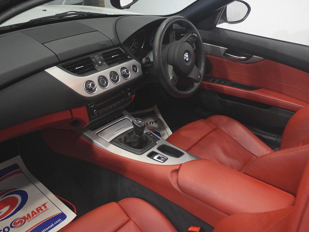 BMW Z SERIES 2.0 Z4 SDRIVE18I M SPORT ROADSTER 2DR