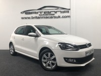 VOLKSWAGEN POLO 1.2 MATCH EDITION 5DR - 297684