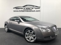 BENTLEY CONTINENTAL 6.0 GT 2DR AUTOMATIC - 298225