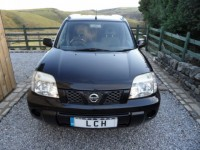 NISSAN X-TRAIL 2.2 SE DCI 2WD DIESEL 5DR CLIMATE CONTROL ALLOYS CD RADIO CRUISE CONTROL GREAT SPEC FSH AA APPROVED
