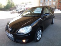 VOLKSWAGEN POLO 1.4 MATCH TDI 5DR