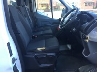 FORD TRANSIT 2.2 350 LONG WHEEL BASE DROPSIDE WITH TAIL LIFT