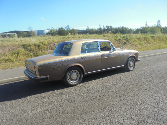 1979 (T) ROLLS-ROYCE silver shadow 6.8 ALL VARIANTS 4DR AUTOMATIC