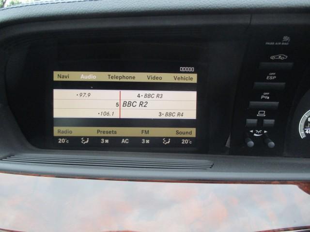 MERCEDES-BENZ S-CLASS 3.0 S320 CDI 4DR AUTOMATIC