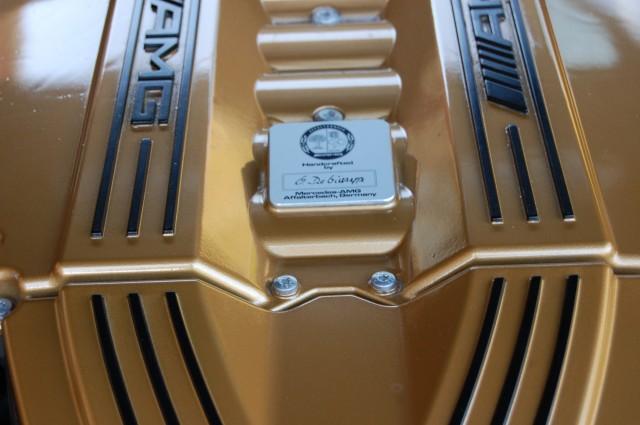 MERCEDES-BENZ SLS 6.2 SLS AMG 2DR AUTOMATIC