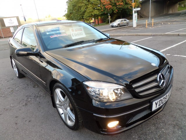 Used Mercedes Benz Clc Class 2 1 Clc220 Cdi Sport 3dr Automatic For