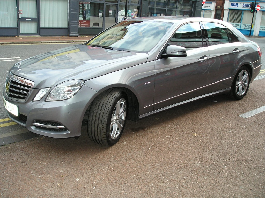 MERCEDES-BENZ E-CLASS 3.0 E350 CDI BLUEEFFICIENCY AVANTGARDE 4DR AUTOMATIC