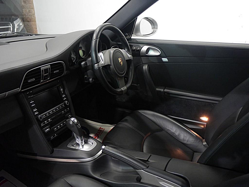 PORSCHE 911 3.8 CARRERA 2S PDK 2DR SEMI AUTOMATIC