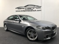 BMW 5 SERIES 2.0 520D M SPORT 4DR AUTOMATIC - 302026