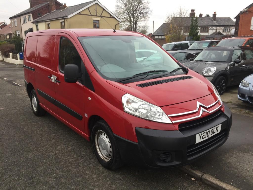 749d180626 CITROEN DISPATCH 1.6 1000 L1H1 SWB HDI 90 6DR For Sale in Preston ...