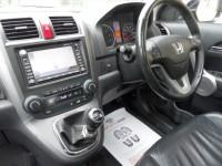 HONDA CR-V HONDA CR-V 2.2 CTDI EX 4WD DIESEL FSH SAT NAV HEATED LEATHER 19