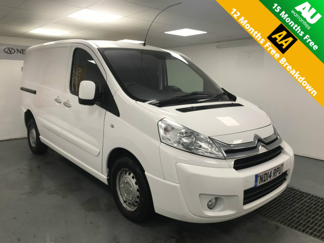 Used CITROEN DISPATCH 1.6 1000 L1H1 ENTERPRISE HDI 90 in West Yorkshire