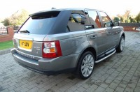 LAND ROVER RANGE ROVER SPORT 3.6 TDV8 SPORT HSE 5DR AUTOMATIC