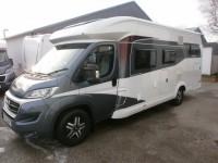2018 (18) HOBBY Optima De Luxe Premium T75 HGE (Automatic)