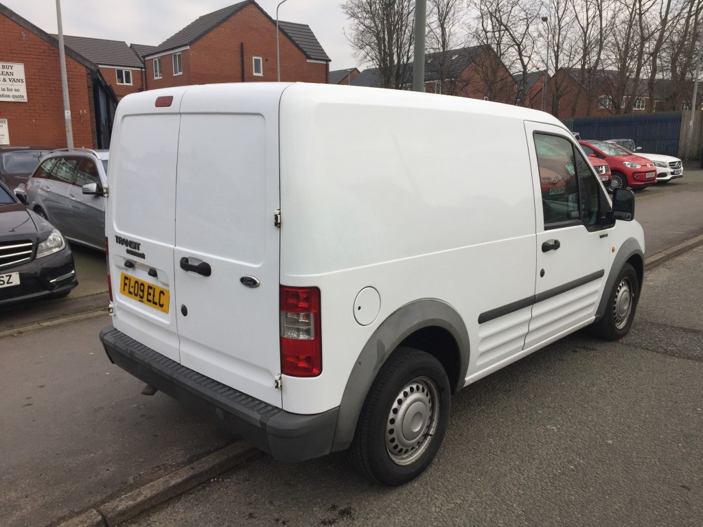 FORD TRANSIT CONNECT 1.8 T200 LX SWB 90 TDCI