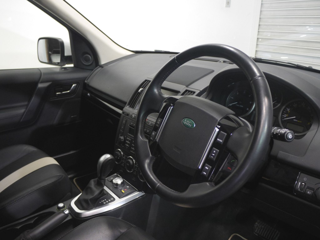 LAND ROVER FREELANDER 2.2 SD4 SPORT LE 5DR AUTOMATIC
