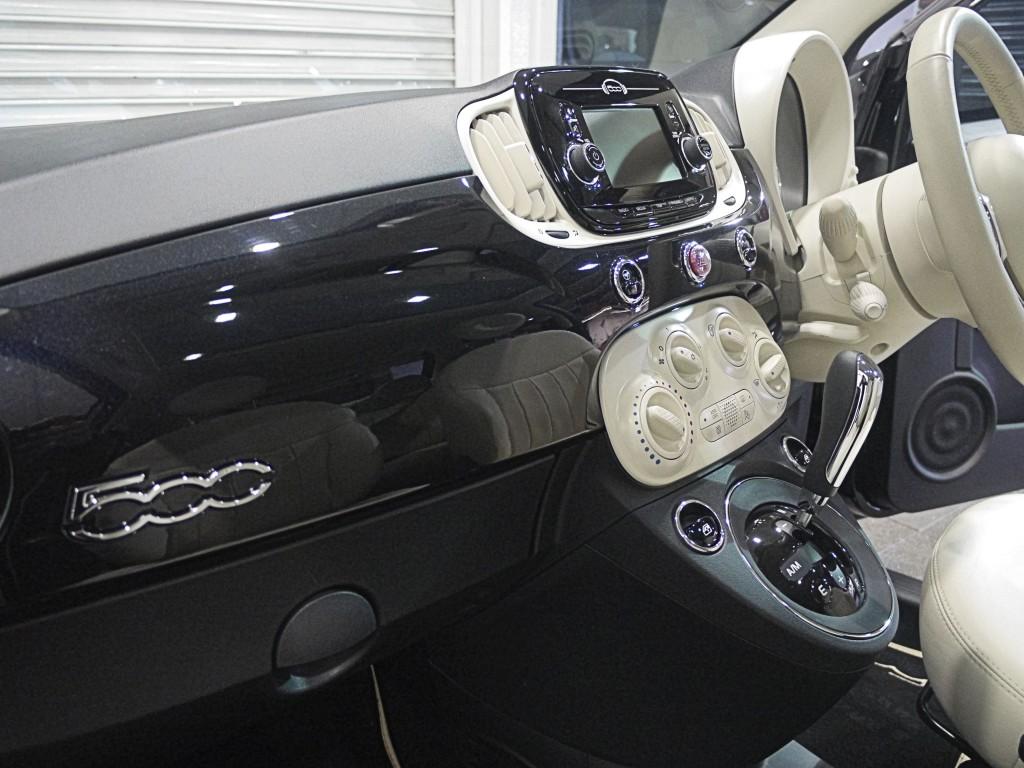 FIAT 500 1.2 LOUNGE DUALOGIC 3DR SEMI AUTOMATIC