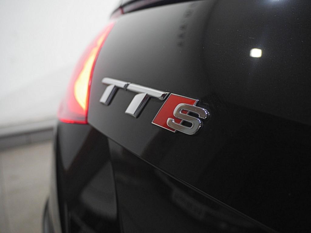 AUDI TT 2.0 TTS TFSI QUATTRO BLACK EDITION 2DR SEMI AUTOMATIC