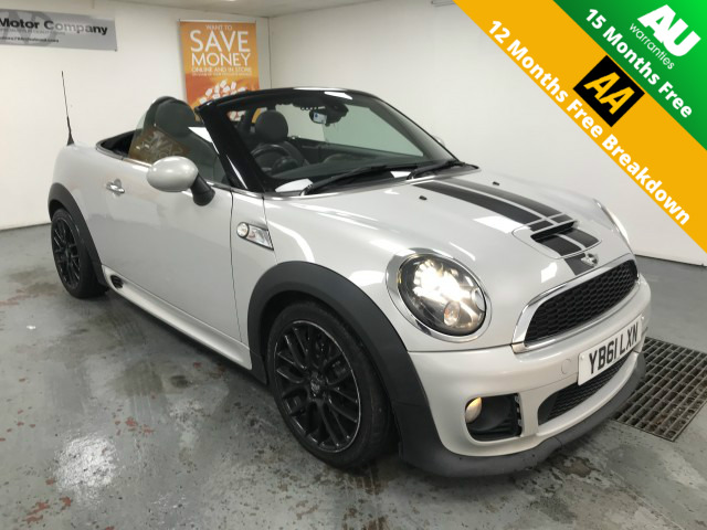 Mini Roadster 16 Cooper S 2dr Automatic For Sale In Bradford Neon