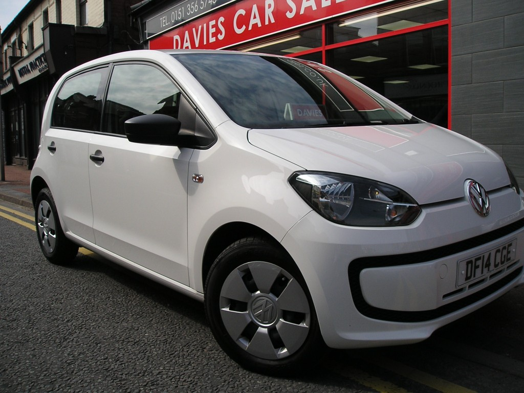 VOLKSWAGEN UP 1.0 TAKE UP 5DR