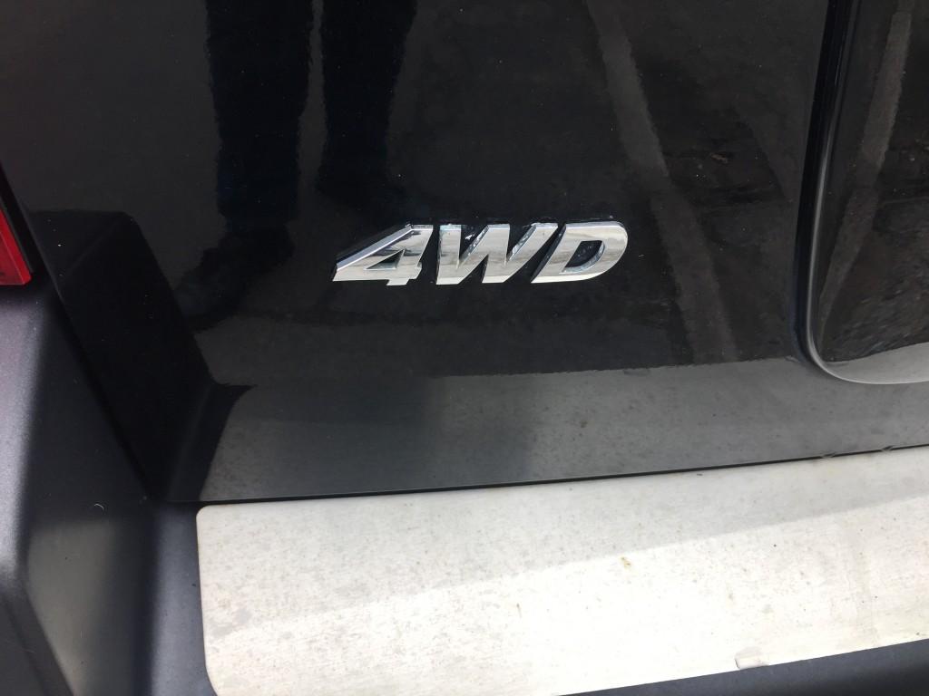 HYUNDAI TUCSON 2.0 GSI DRTD 4WD 5DR
