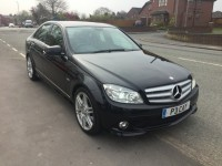 MERCEDES-BENZ C-CLASS 2.1 C250 CDI BLUEEFFICIENCY SPORT 4DR