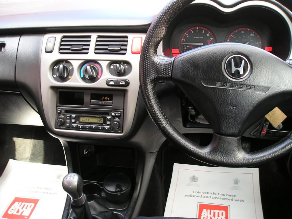 HONDA HR-V 1.6 4WD 5DR
