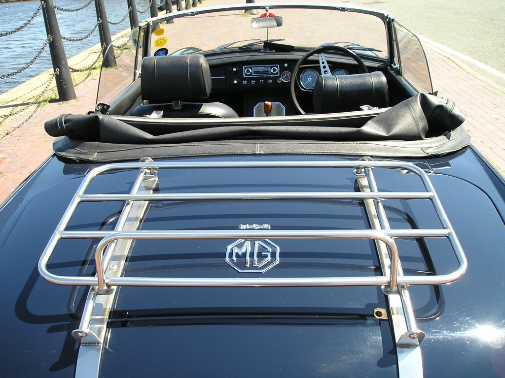 MG ROADSTER 1.8  3DR