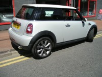 MINI HATCH 2.0 COOPER D LONDON 2012 EDITION 3DR AUTOMATIC
