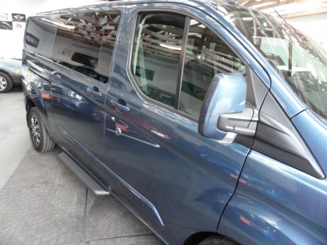 2019 (19) FORD TRANSIT CUSTOM 2.0 320 LIMITED 170PS DCIV L2 H1 6 SEATS DOUBLE-CAB VAN LWB NAV ICE PACK 24 ADAPTIVE CRUISE INC VAT