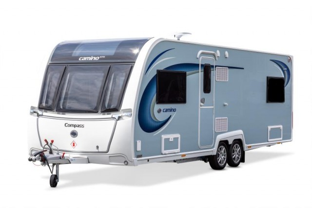 2020 COMPASS CAMINO 674 **LAST FEW 2020 MODELS REMAINING**