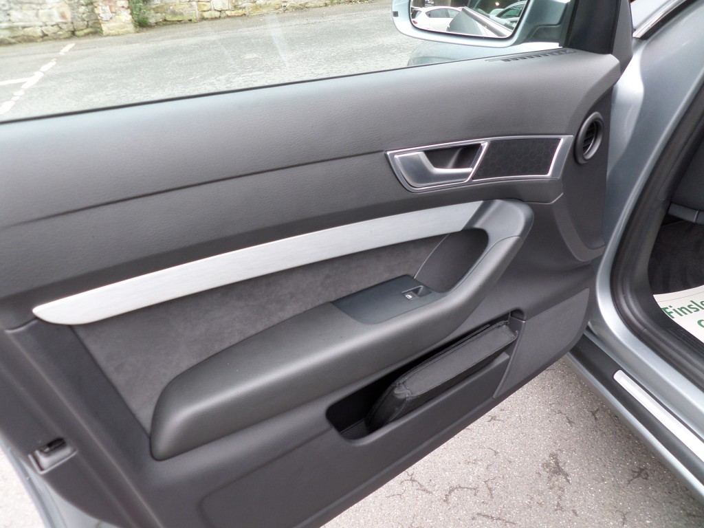 AUDI A6 2.0 TDI S LINE SPECIAL EDITION 4DR